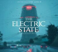 The Electric State by Simon Stålenhag Japanese Illustration Art Book w/Track