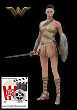 Deluxe sexy Wonder Woman (Diana Prince) 1:1 Replica Statue/Figur – Life-Size