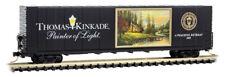 Micro-Trains MTL N-Scale 60ft Box Car Thomas Kinkade #1 A Peaceful Retreat