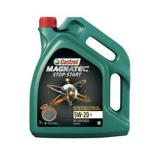 Castrol Magnatec Stop-Start 5W-20 E Motoröl, 5 Liter