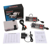 Classic TV Game Console Device Built-in 620 TV Video Games Kid Gift Unique Retro