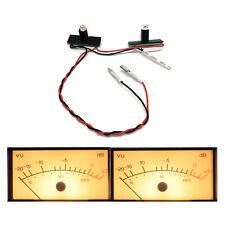 VU-Meter LED-Beleuchtungskit für Revox B77 / PR99 in Warmweiss 3000k warm white