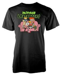 Dexter's Laboratory Family Adult T Shirt