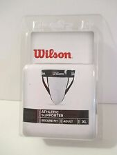 "Nip Wilson Mens Adult Xl 38-40"" Secure Fit Sports Athletic Supporter Jockstrap"
