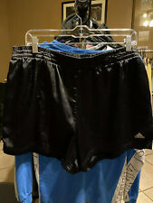 ADIDAS Men's Black Soccer Athletic Shorts Size XL