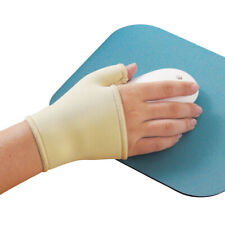 Collections Etc Wrist & Thumb Support Braces - Set of 2