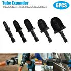 Swaging Tool Drill Bits Tube Expander 1/4 Inch Hexagon Shank 1/4inch-7/8inch