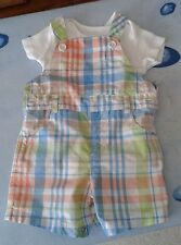 Mothercare Checked Outfits & Sets (0-24 Months) for Boys