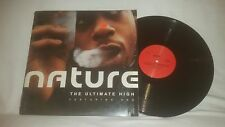 NATURE - THE ULTIMATE HIGH - FEATURING NAS - 2000 COLUMBIA RECORDS LP