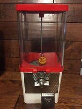 Vintage Antique Gumball Candy Bulk Vending Machine Komet Gift or Make Money!