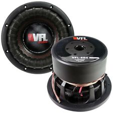 """American Bass VFL-8D 8"""" Competition Woofer 1200W Max 4 Ohm DVC 600W RMS"""