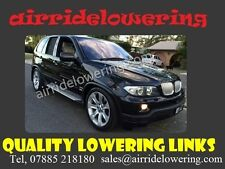 BMW X5 (4.8is) AIR Suspension Lowering Links Full Kit SHIPPED FREE