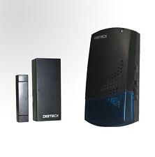 A4C Wireless shop Visitatore Campanello Porta Ingresso magnete di contatto di allarme suoneria Allarme 100 M