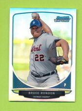 2013 Bowman Chrome Mini Rookie Refractor Bruce Rondon (CC-DT2)  Detroit Tigers