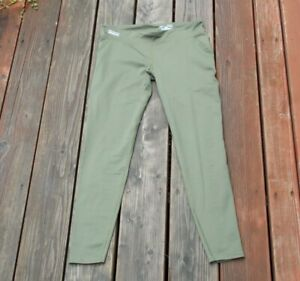 Under Armour Tactical Fitted Cold Gear Leggings/Pants Women's size M