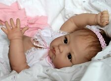 """MY PRECIOUS LOVE!"" - 20"" Anatomically Correct Baby Girl Collectors Doll"
