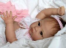 """MY PRECIOUS LOVE!"" - 20"" Anatomically Correct Baby Girl Collectors Doll"