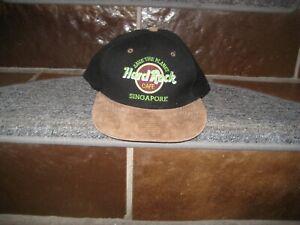 Hard Rock Cafe CAP  aus SINGAPORE