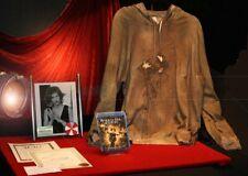 Resident Evil ZOMBIE Movie Costume, UACC COA Signed MILLA JOVOVICH Autograph DVD