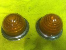 Classic Mini Glass Indicator Lenses