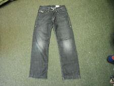 """Diesel Busky K Jeans Size 10Y Waist 26"""" Leg 27"""" Faded Dark Blue Girls Jeans"""
