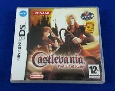 ds CASTLEVANIA Portrait Of Ruin Game Lite DSi 3DS Nintendo REGION FREE PAL UK