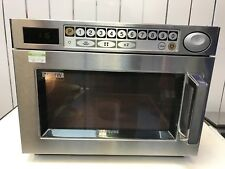 SAMSUNG 1000 WATT COMMERCIAL MICROWAVE OVEN (collection Only)