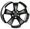 4x 19 inch x 7.5 LACENO SET of Wheels VW GOLF GTi - OEM COMPATIBLE (ITALY)