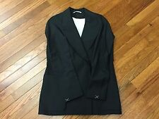Maison Martin Margiela X H&M Black Blazer SIZE 8 NEW!! AUTHENTIC