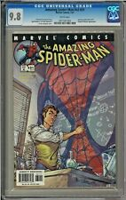 Amazing Spider-Man #v2 #31 #472 CGC 9.8 White Ezekiel Morlun app