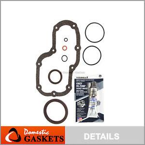 Fits 05-09 Nissan Frontier Pathfinder Xterra Suzuki 4.0L Lower Gasket Set VQ40DE