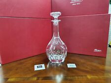 MOSER crystal decanter