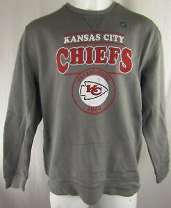 Kansas City Chiefs NFL Men's Crewneck Sweatshirt