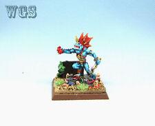 25mm Warhammer WGS Painted Lizardmen Tehenhauin LZ032