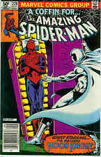 Amazing Spiderman # 220 (guest: Moon Knight) (USA,1981)