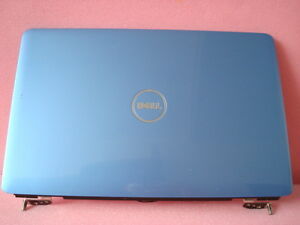 DELL INSPIRON 1545 1546 LCD BACK COVER LID BLUE T235P