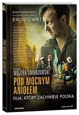 Pod Mocnym Aniolem  (DVD) 2014  Robert Wieckiewicz POLISH POLSKI