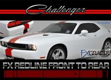 2008 - 2014 Challenger Rallye Redline Rally With Front to Rear Bumpers Exclusive