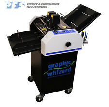 Graphic Whizard 3000 Table top Numbering Machine - Slit / Perf / Score - NEW!!