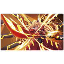 FREE SHIPPING Yugioh Playmat Sky Striker Mobilize - Engage! Ace Kagari Play mat