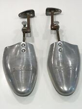 Vintage Metal Shoe Horns, Moss Bros of Covent Garden - Used - Good Condition