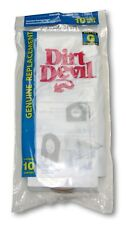 20 Dirt Devil Type G Vacuum Bags, Part 3010348001