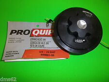 NEW PRO QUIP TRIMMER HEAD FITS McCULLOCH CURVE SHAFT TRIMMERS 600001-00 AH
