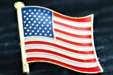 USA United States of America US Country Metal Flag Lapel Pin Badge *NEW*