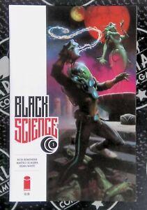Black Science #1 2013 Image Comics Face-Melting Science Fiction Grant McKay