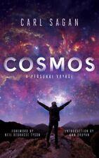 COSMOS unabridged audio book on CD by CARL SAGAN - Brand New! 14.5 Hours!