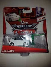 Disney World of Cars Lee Race - Brand new