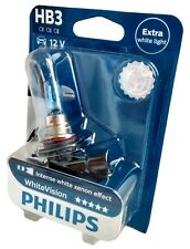 HB3 PHILIPS White Vision Intense White Xenon Effect 9005WHVB1 12V 60W 3700K 1st