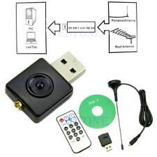 USB DVB-T RTL-SDR Realtek R820T+RTL2832U Tuner Receiver Dongle MCX Input New