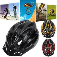 Adult Men Breathable Cycling Mountain Bicycle Bike Carbon Fiber Safety Helmet T
